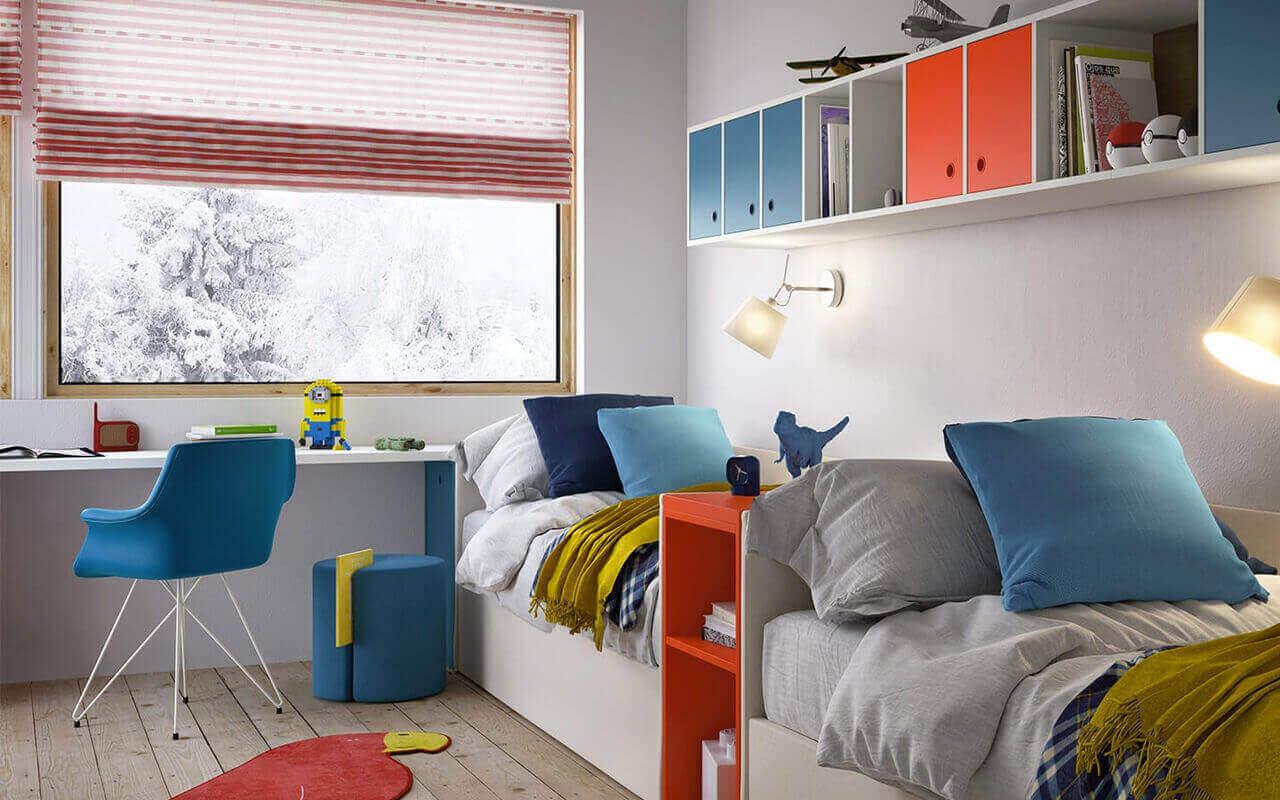 Puntos clave para la decoraci n de habitaciones juveniles tienda de muebles en pamplona - Dormitorios juveniles pamplona ...
