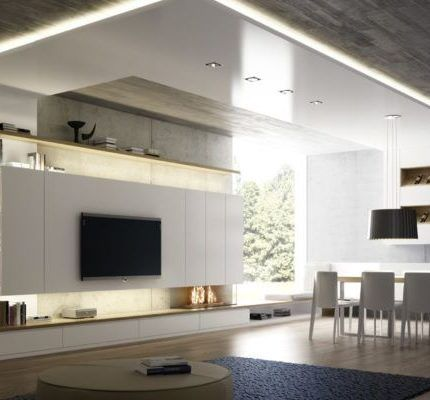 muebles modernos de salon pamplona